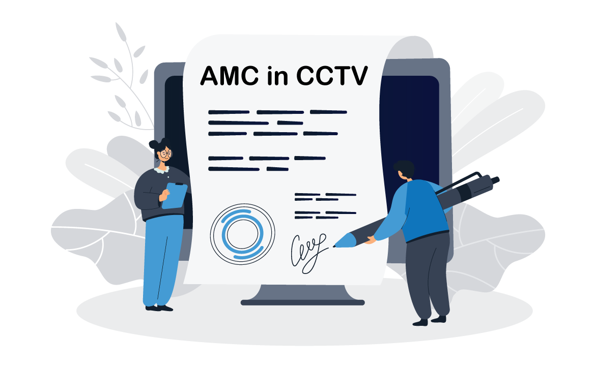 AMC for CCTV price and details